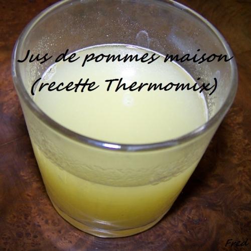 Jus de pommes maison recette thermomix la cuisine des mamans - Jus de pomme maison ...